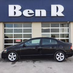 Used 2010 Honda Civic LX for sale in Steinbach, MB