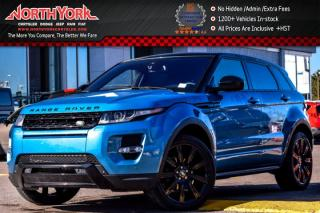 Used 2015 Land Rover Evoque Dynamic AWD Nav Meridian PanoSunroof for sale in Thornhill, ON
