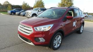 New 2018 Ford Escape SE, Rear Camera, Sync for sale in Stratford, ON