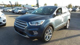 New 2018 Ford Escape Titanium for sale in Stratford, ON