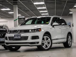 Used 2014 Volkswagen Touareg Execline 3.6L 8sp at Tip 4M for sale in Thornhill, ON