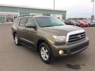 Used 2011 Toyota Sequoia SR5 4.6L 6A for sale in Calgary, AB
