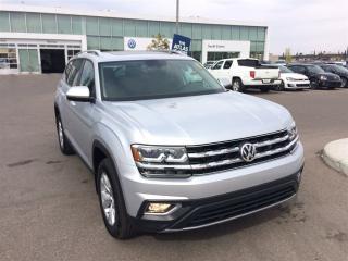 Used 2018 Volkswagen ATLAS 3.6 FSI Highline for sale in Calgary, AB