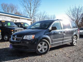 Used 2014 Dodge Grand Caravan SE for sale in Stittsville, ON