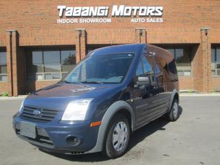Used 2013 Ford Transit Connect REAR WINDOWS | DOORS ON BOTH SIDES | for sale in Mississauga, ON