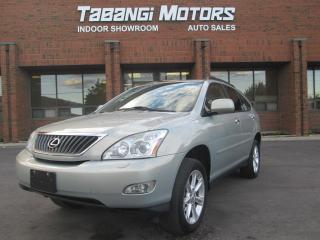 Used 2009 Lexus RX 350 NAVIGATION | BACK UP CAMERA | SUNROOF| for sale in Mississauga, ON