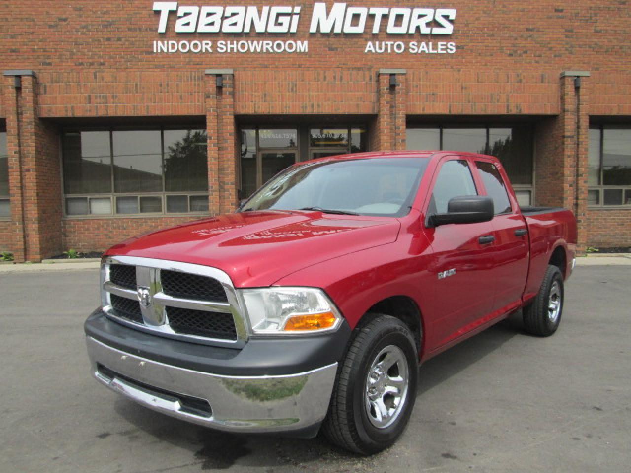 Photo of Red 2010 Dodge Ram 1500