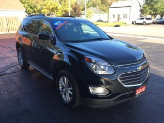 Used 2016 Chevrolet Equinox LT for sale in Brantford, ON