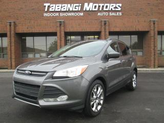 Used 2014 Ford Escape NAVIGATION | PANORAMIC ROOF | LEATHER for sale in Mississauga, ON