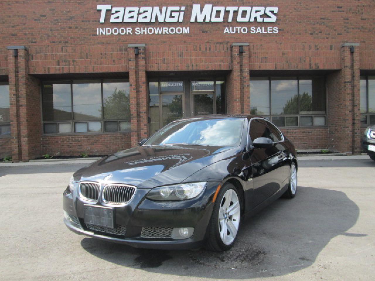 Photo of Black 2008 BMW 335i
