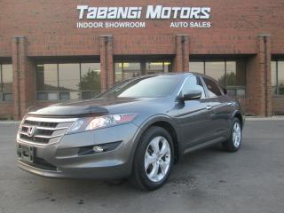 Used 2012 Honda Accord Crosstour EX-L   NAVIGATION   LEATHER   AWD   SUNROOF   for sale in Mississauga, ON