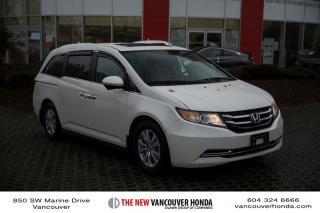 Used 2015 Honda Odyssey EX-L NAVI for sale in Vancouver, BC