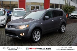 Used 2008 Mitsubishi Outlander XLS 4WD Sportronic at for sale in Vancouver, BC
