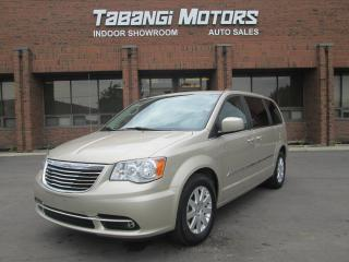 Used 2015 Chrysler Town & Country BACK UP CAMERA | POWER DOORS | POWER TAILGATE | for sale in Mississauga, ON