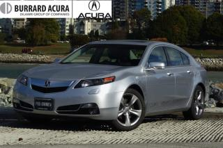 Used 2012 Acura TL SH AWD Tech at All Wheel Drive - Navigation/Leather! for sale in Vancouver, BC