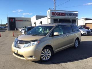 Used 2011 Toyota Sienna LTD AWD - NAVI - DVD - LEATHER - SUNROOF for sale in Oakville, ON
