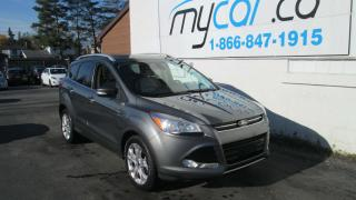Used 2014 Ford Escape Titanium for sale in Richmond, ON