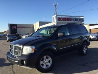 Used 2008 Dodge Durango SLT 4WD for sale in Oakville, ON