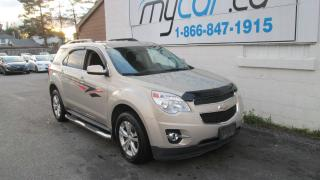 Used 2012 Chevrolet Equinox 1LT for sale in North Bay, ON