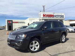 Used 2014 Jeep Compass SPORT 4WD - NORTH EDITION - LEATHER for sale in Oakville, ON