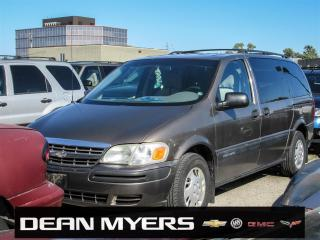 Used 2002 Chevrolet Venture for sale in North York, ON