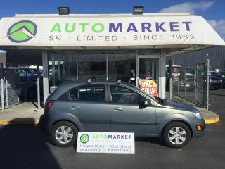 Used 2007 Kia Rio5 SX, 5 spd. YOU WORK, YOU DRIVE! for sale in Langley, BC
