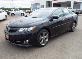 Used 2012 Toyota Camry SE for sale in Renfrew, ON