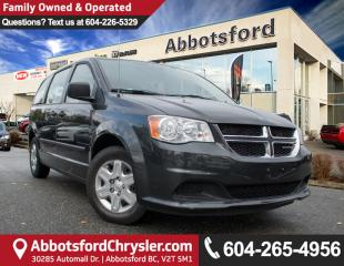Used 2012 Dodge Grand Caravan SE/SXT #3 VALUE RANK IN BC for sale in Abbotsford, BC
