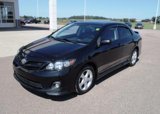 Used 2013 Toyota Corolla S for sale in Renfrew, ON