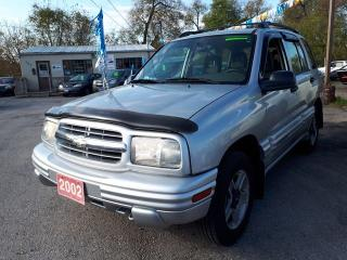 Used 2002 Chevrolet Tracker for sale in Oshawa, ON