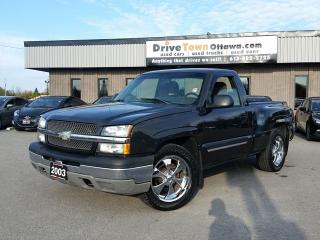 Used 2003 Chevrolet Silverado 1500 SL for sale in Gloucester, ON