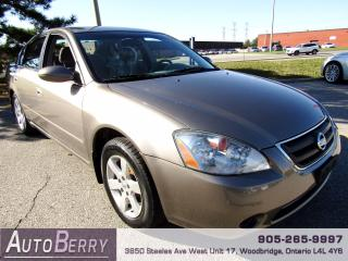 Used 2004 Nissan Altima 2.5 S - FWD for sale in Woodbridge, ON