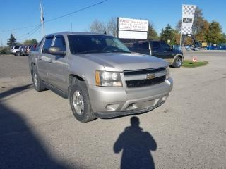 Used 2007 Chevrolet Avalanche LS for sale in Komoka, ON