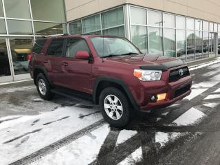 Used 2013 Toyota 4Runner SR5 V6/SUNROOF/HEATED SEATS/BACK UP CAMERA for sale in Edmonton, AB