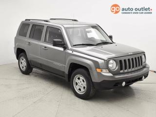 Used 2013 Jeep Patriot North 4X4 for sale in Red Deer, AB
