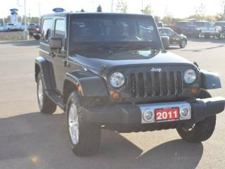 Used 2011 Jeep Wrangler Sahara 2dr 4x4 for sale in Brantford, ON