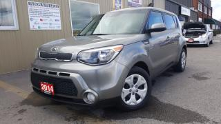 Used 2014 Kia Soul LX-44 MPG-BLUETOOTH- for sale in Tilbury, ON