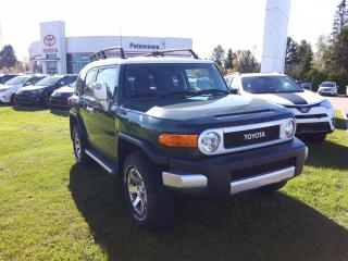 Used 2014 Toyota FJ Cruiser Off Road package for sale in Ottawa, ON
