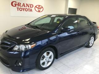 Used 2013 Toyota Corolla S for sale in Grand Falls-windsor, NL