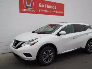 Used 2015 Nissan Murano SL 4dr All-wheel Drive for sale in Edmonton, AB