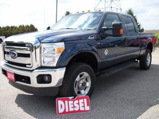 Used 2016 Ford F-250 XLT CREW CAB 4X4 for sale in Stratford, ON