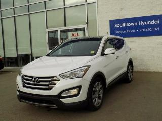 Used 2013 Hyundai Santa Fe Sport 2.0T SE for sale in Edmonton, AB