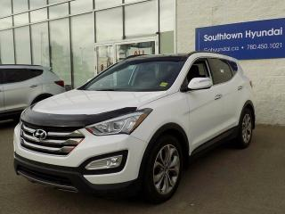 Used 2016 Hyundai Santa Fe Sport 2.0T Limited for sale in Edmonton, AB