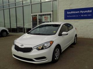 Used 2016 Kia Forte 1.8L LX+ for sale in Edmonton, AB