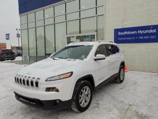 Used 2016 Jeep Cherokee North for sale in Edmonton, AB