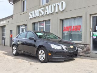 Used 2014 Chevrolet Cruze 1LT REDUCED for sale in Hamilton, ON