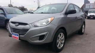 Used 2011 Hyundai Tucson L,AUTO,NO ACCIDENTS, ONE OWNER for sale in North York, ON