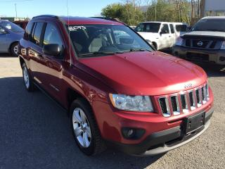 Used 2012 Jeep Compass Sport for sale in Pickering, ON