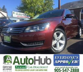 Used 2012 Volkswagen Passat 2.5L Auto Comfortline for sale in Hamilton, ON