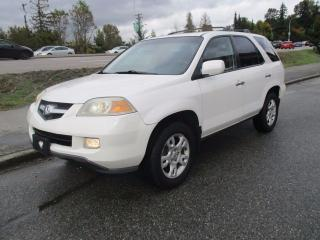 Used 2006 Acura MDX w/Tech Pkg for sale in Surrey, BC